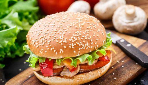 Burger/Falafel